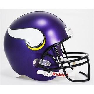 Minnesota Vikings Riddell Deluxe Replica Helmet