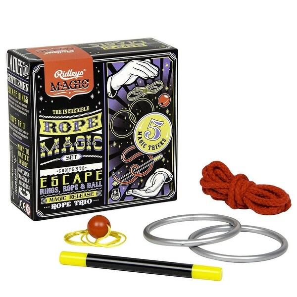Ridley's House of Novelties: Rope Tricks Set - multi