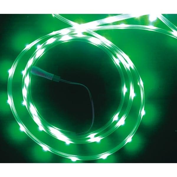 Celebrations 2T434712 LED Green Tape Lights, 5'