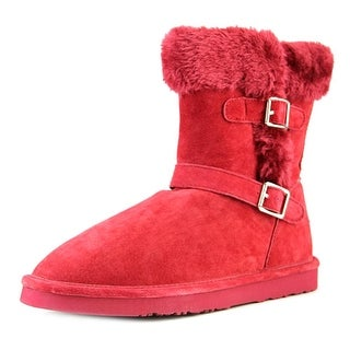 Lamo Cresson Round Toe Suede Snow Boot