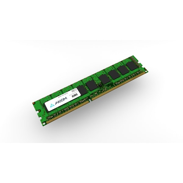 Axion AXG56093780/1 Axiom PC3L-12800 Unbuffered ECC 1600MHz 1.35v 8GB Low Voltage ECC Module - 8 GB - DDR3 SDRAM - 1600 MHz