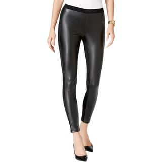 Michael Kors Womens Petites Skinny Pants Faux Leather Pull-On - pm|https://ak1.ostkcdn.com/images/products/is/images/direct/b3ac3479148cc3f1a076260bf32041aecdf4af60/Michael-Kors-Womens-Petites-Skinny-Pants-Faux-Leather-Pull-On.jpg?impolicy=medium