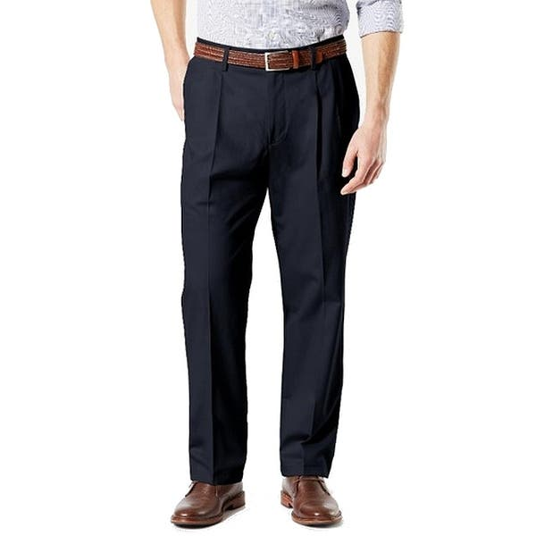 140118008900C48 Trousers Size 33//32 Metric Size C48 IN Navy Blue