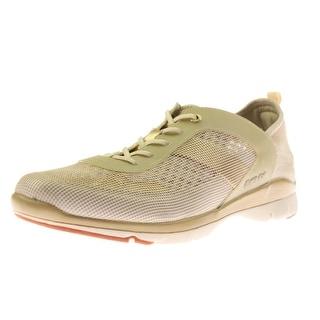 DKNY Womens Nori Metallic Lightweight Casual Shoes - 10