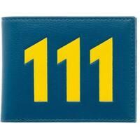 Fallout 111 Blue Bi-Fold Wallet