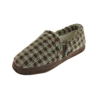 Acorn Girls Colby Fleece Loafer Slippers - 1-2