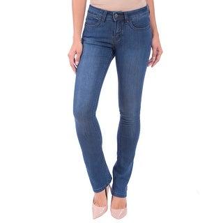 Lola Classic Bootcut Jeans, Lauren-MB