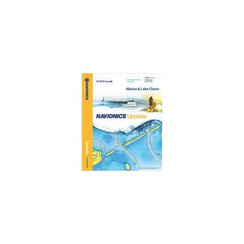 Lowrance Navionics Updates - MSD Format Navionics Updates - MSD Format