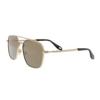 Givenchy GV7033S 0J5G Gold Aviator Sunglasses - 58-17-145