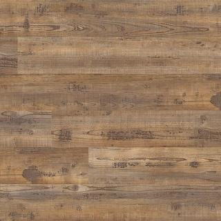 "MSI VTG6X48-2MM-12MIL-HIC  Glenridge 6"" Wide Waterproof Smooth Hickory-Imitating Glue down Luxury Vinyl Planks - Aged Hickory"