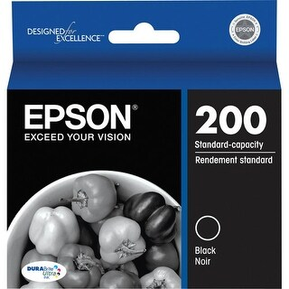 Epson 200 Ink Cartridge - Black Ink Cartridge