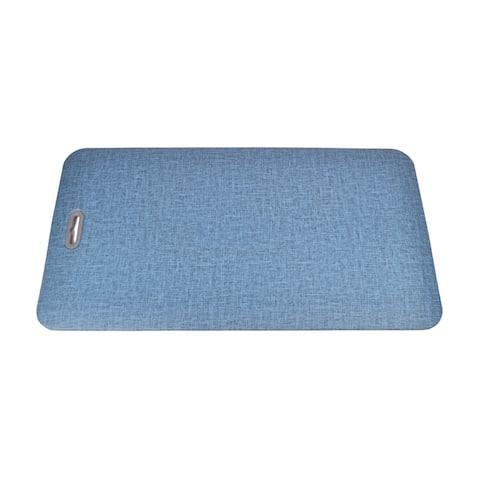 Moda Anti-Fatigue Comfort Mat Durable Floor Pad Rectangle Shape