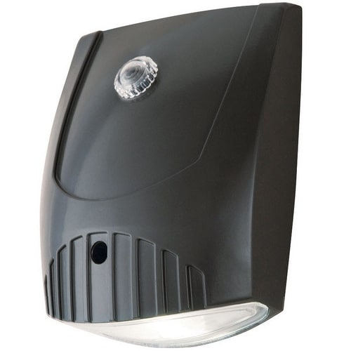 Lights Of America Led Wall Pack: Shop Cooper Lighting WP1050LPC All-Pro LED Dusk-to-Dawn