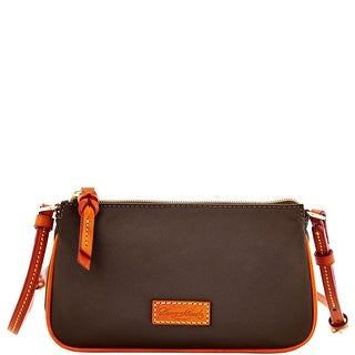 Dooney & Bourke Nylon Lexi Crossbody (Introduced by Dooney & Bourke at $98 in Apr 2014) - brown tmoro