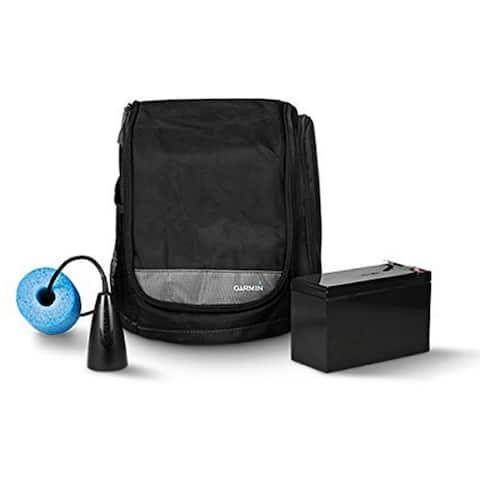 Garmin Small Portable Ice Fishing Kit w/ GT8HW-IF Transducer