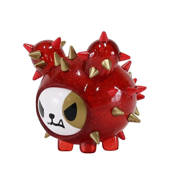 "Tokidoki Year of the Dog 3/"" Cactus Dog Vinyl Figure"