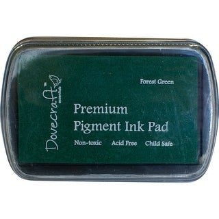 Dovecraft Pigment Ink Pad-Forest Green