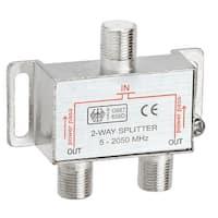 2-Way Splitter 5-2050MHz F-Type
