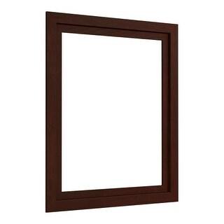 Kohler K-99663-24 Poplin Wood Frame for K-99006 and K-99007 Verdera Medicine Cabinets