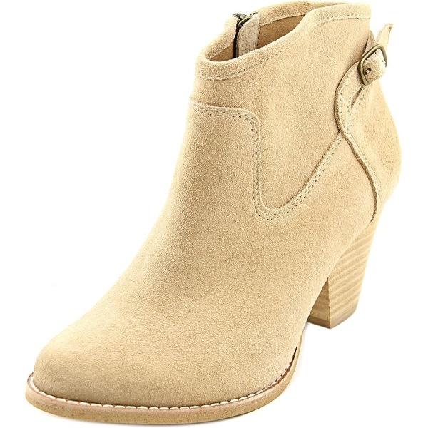 Splendid Rebekah Women Round Toe Suede Ankle Boot