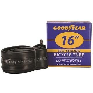 Kent International 16 x 1.75-2.12 in. Self-Sealing Bicycle Tube