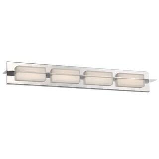 Modern Forms WS-47535 Razor 4 Light LED ADA Compliant Bathroom Vanity Light - 36.5 Inches Wide