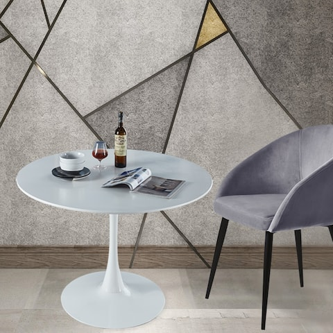Round Dining Table,MDF Dining Table , Kitchen Table