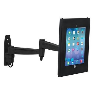 Mount-It! Tablet Wall Mount and Enclosure with iPad Holder