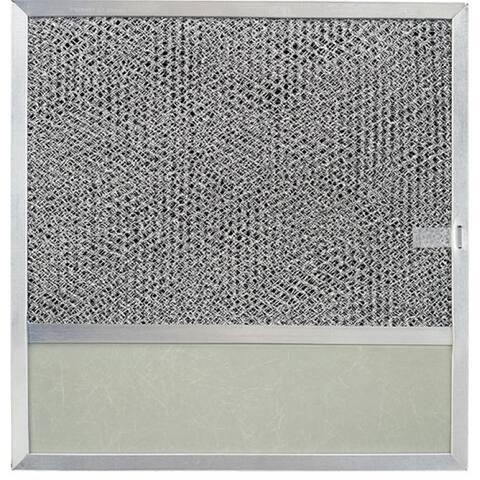 "Broan BP57 Aluminum Range Hood Filter with Light Lens, 11-3/8"" x 11.75"""