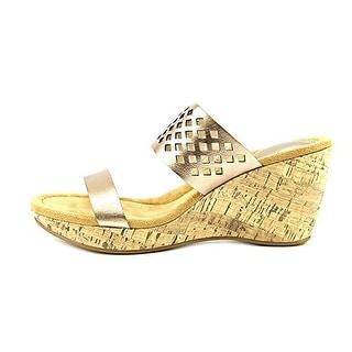 Giani Bernini Women's Pasey Wedge Sandals