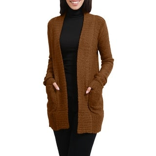 NE PEOPLE Womens Light Weight Open Front Cardigan [NEWJ57]