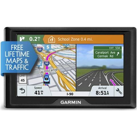 Refurbished Garmin Drive 51LMT-S (US Only) 5 Inch Touch Screen GPS