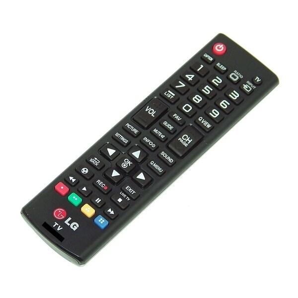 OEM LG Remote Control Originally Shipped With: 32LN5300, 60PN6500-UA, 47LN5200-UB, 32LN5310
