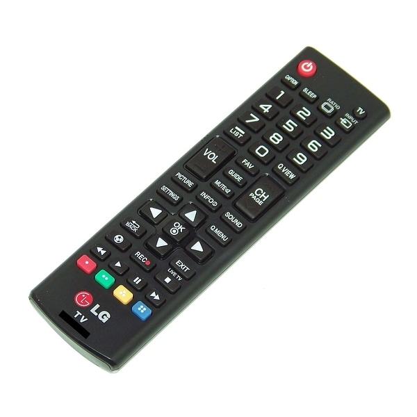 OEM LG Remote Control Originally Shipped With: 32LN530B-UA, 55LN5400, 47LN5200UB, 32LN530B