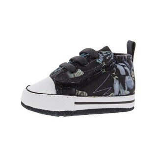 Converse First Star Batman Crib Shoes Printed Casual - 1 medium (d) infant