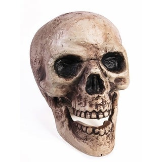 Moving Jaw Skull Halloween Décor