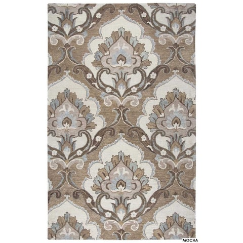 Napoli Collection Floral Rug