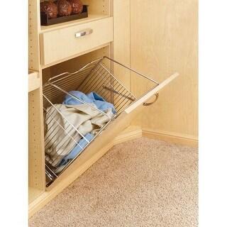 "Rev-A-Shelf CTOHB-211319-52 CTOHB Series 21"" Wide Closet Tilt Out Hamper Basket"