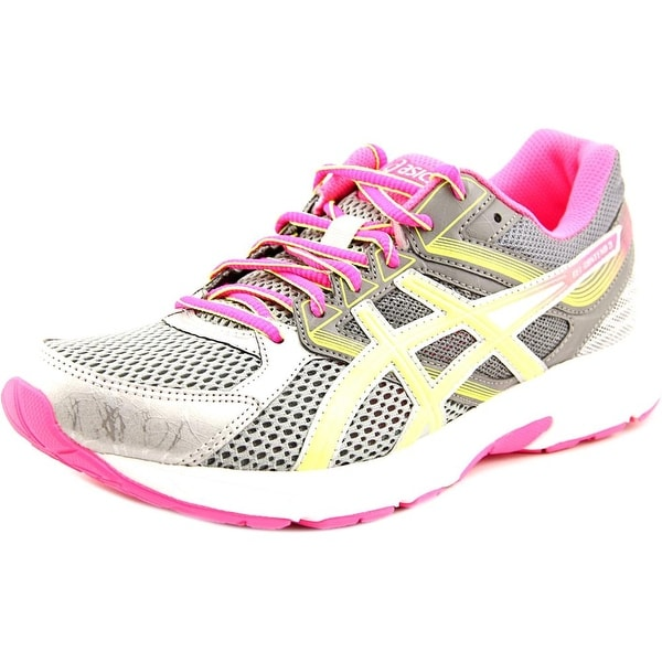 Asics Gel-Contend 3 Women Round Toe Synthetic Gray Running Shoe