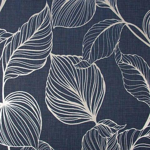 Royal Palm Sapphire Wallpaper