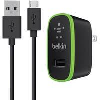 Belkin 2.1-amp Universal Home Charger With Micro Usb Charge & Sync Cable
