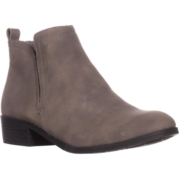 AR35 Cadee Ankle Booties, Charcoal