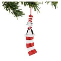 "Department 56 Dr. Seuss ""Cat in Hat"" Christmas Ornament #4037422"