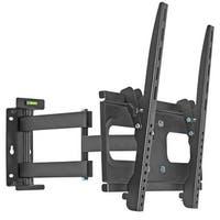 "Heavy-Duty Full Motion Wall Mount for 32""-55"" LCD/LED/Plasma TV's"