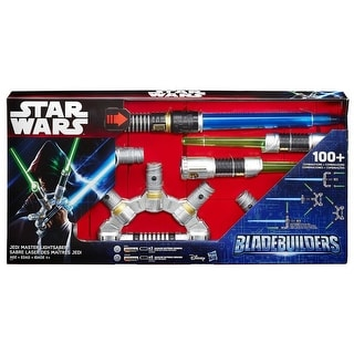Star Wars Episode 7 Bladebuilder Jedi Lightsaber
