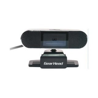 Gear Head 8Mp 1080P Hd Webcam With Dual Microphone (Wc8500hd)