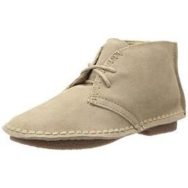 Mojo Moxy Womens Zeppy Suede Ankle Chukka Boots - 9 medium (b,m)