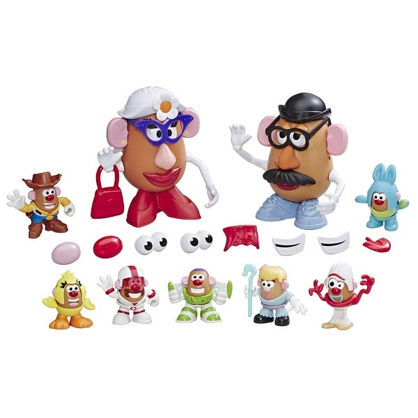 Mr. Potato Head Disney/Pixar Toy Story 4 Andy's Playroom Potato Pack. Opens flyout.