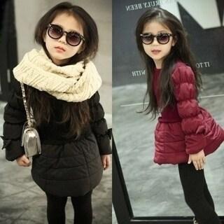 Winter Children's Clothes