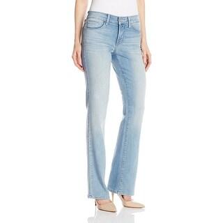 NYDJ NEW Light Blue Womens Size 12 Barbara Stretch Boot Cut Jeans